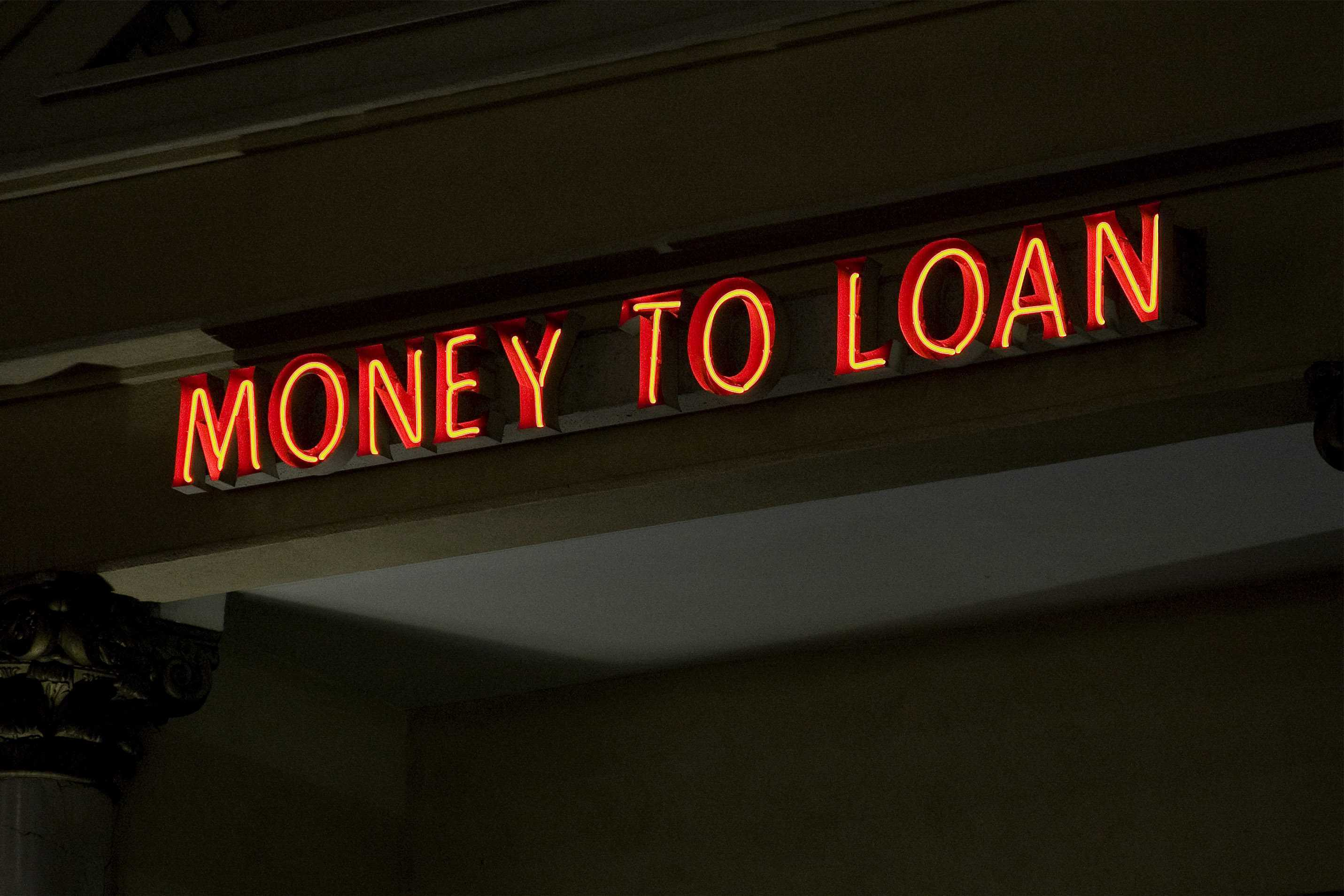 money loan institutions