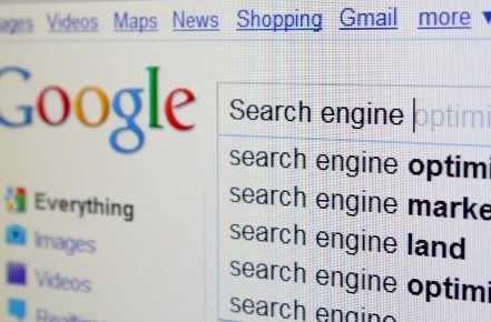 Google Search Engine Optimisation