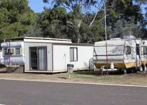 Management Rights for a Caravan Park