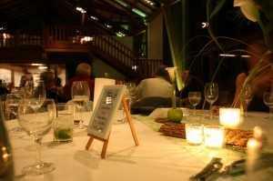 Wedding Reception in a Hotel