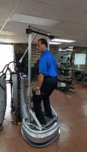 training posture