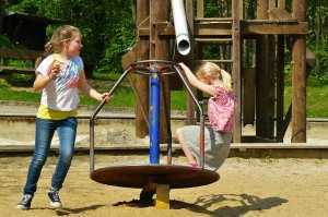 Children at the Park