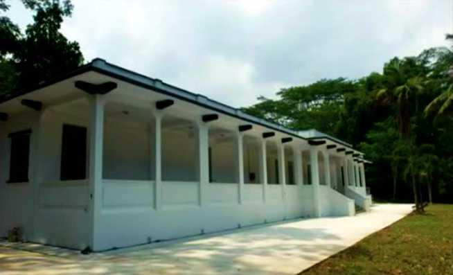 The Gillman Barracks