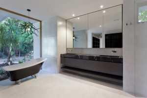 Bathroom in Australia