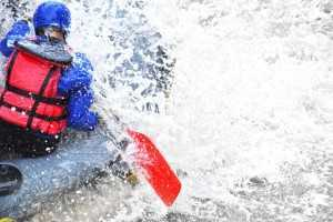 Colorado White Water Rafting