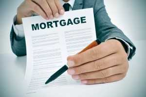 Mortgage Form in St. George