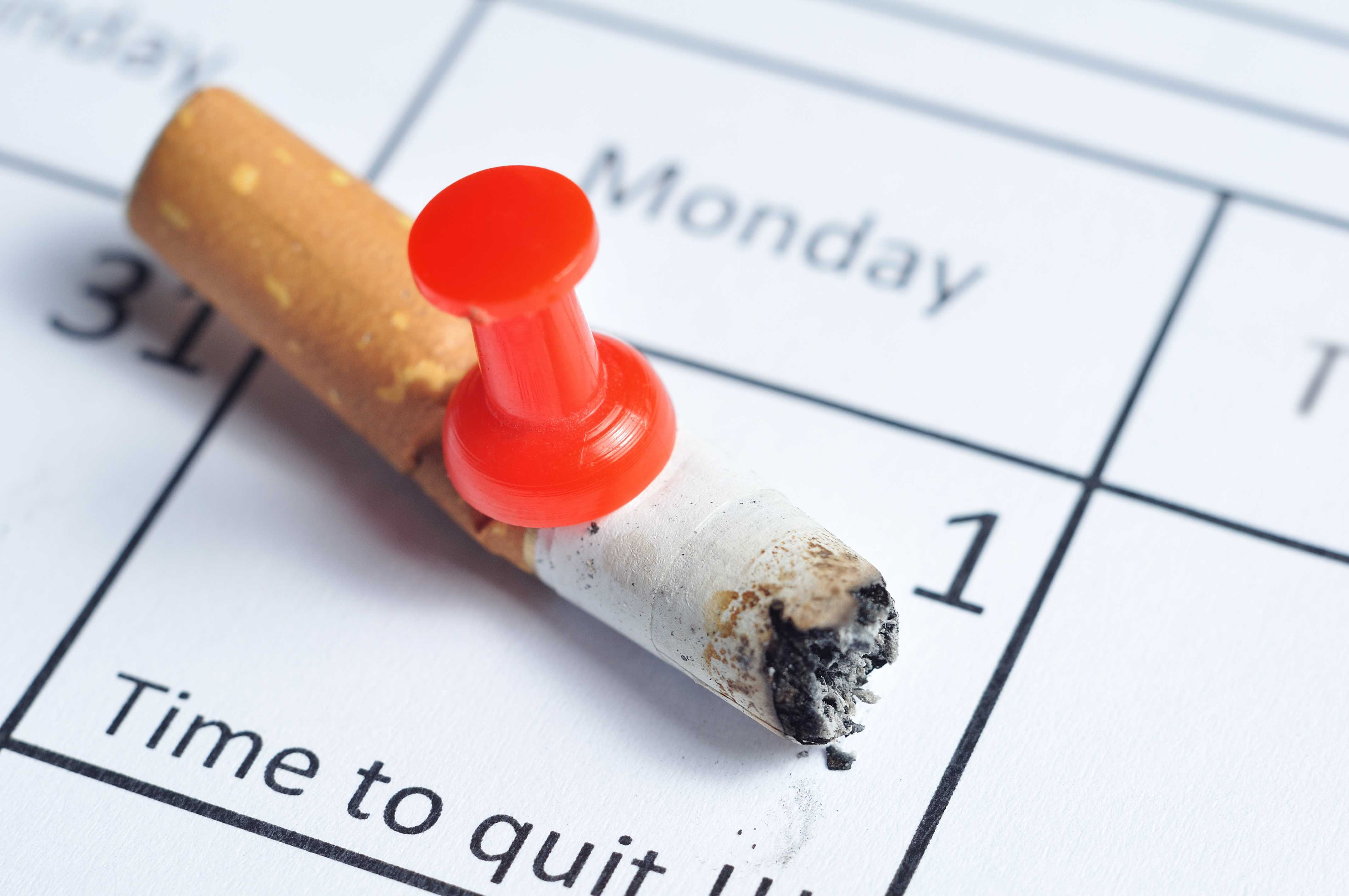 It's Easier to Quit Smoking when You have Support