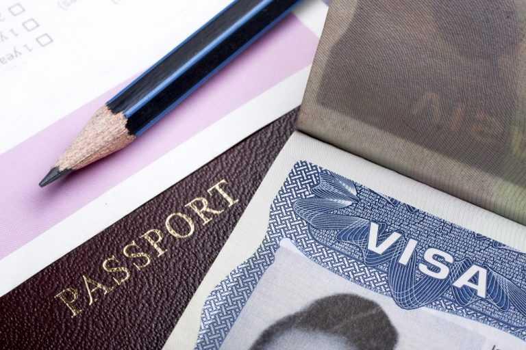 Visa Application in Provo