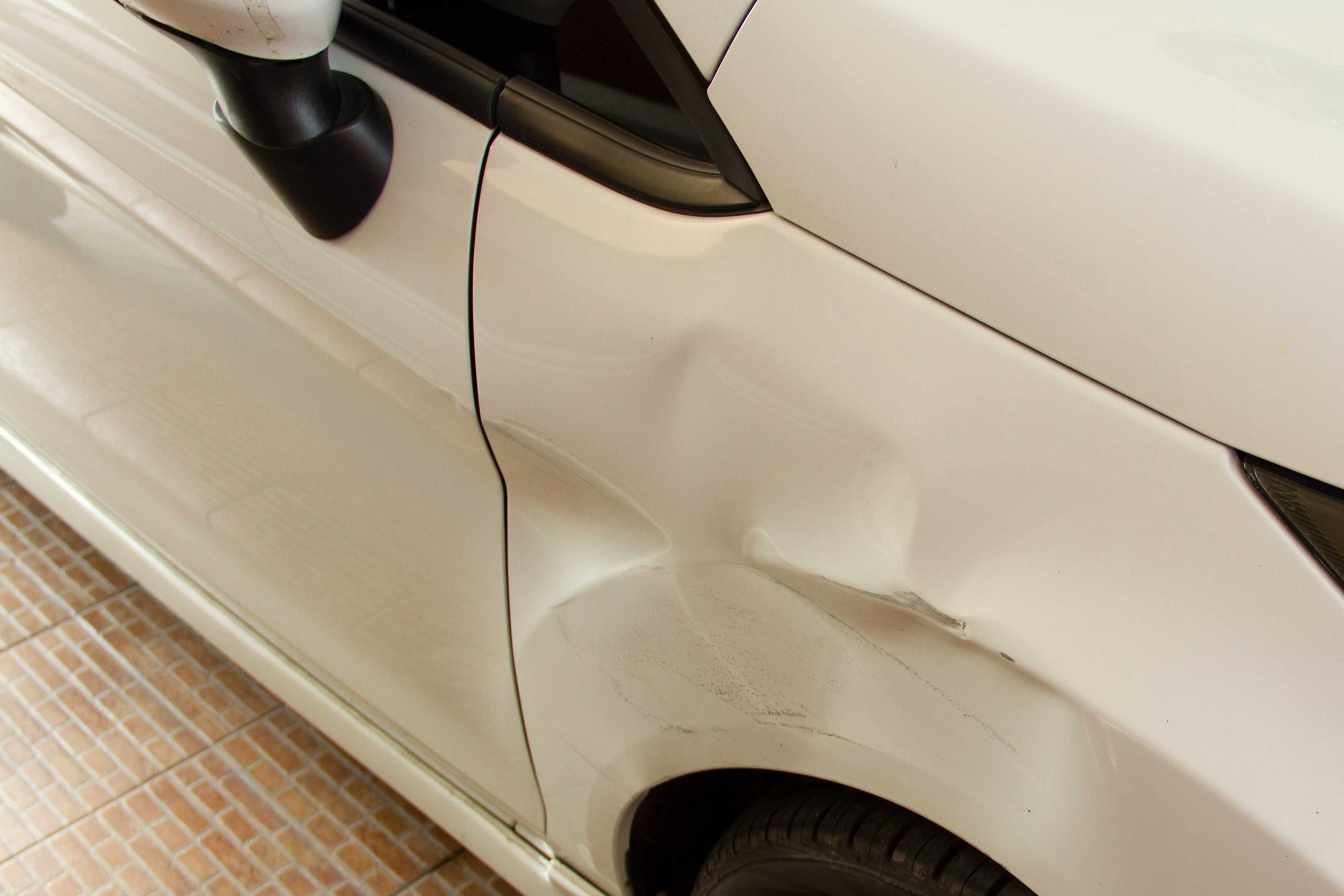 Dent Be Gone: DIY Panel Beating for Small and Shallow Dents
