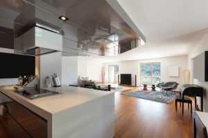 Wooden Kitchen Floor in New Jersey