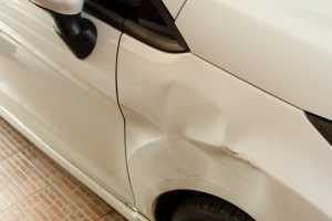 Car dents in Auckland