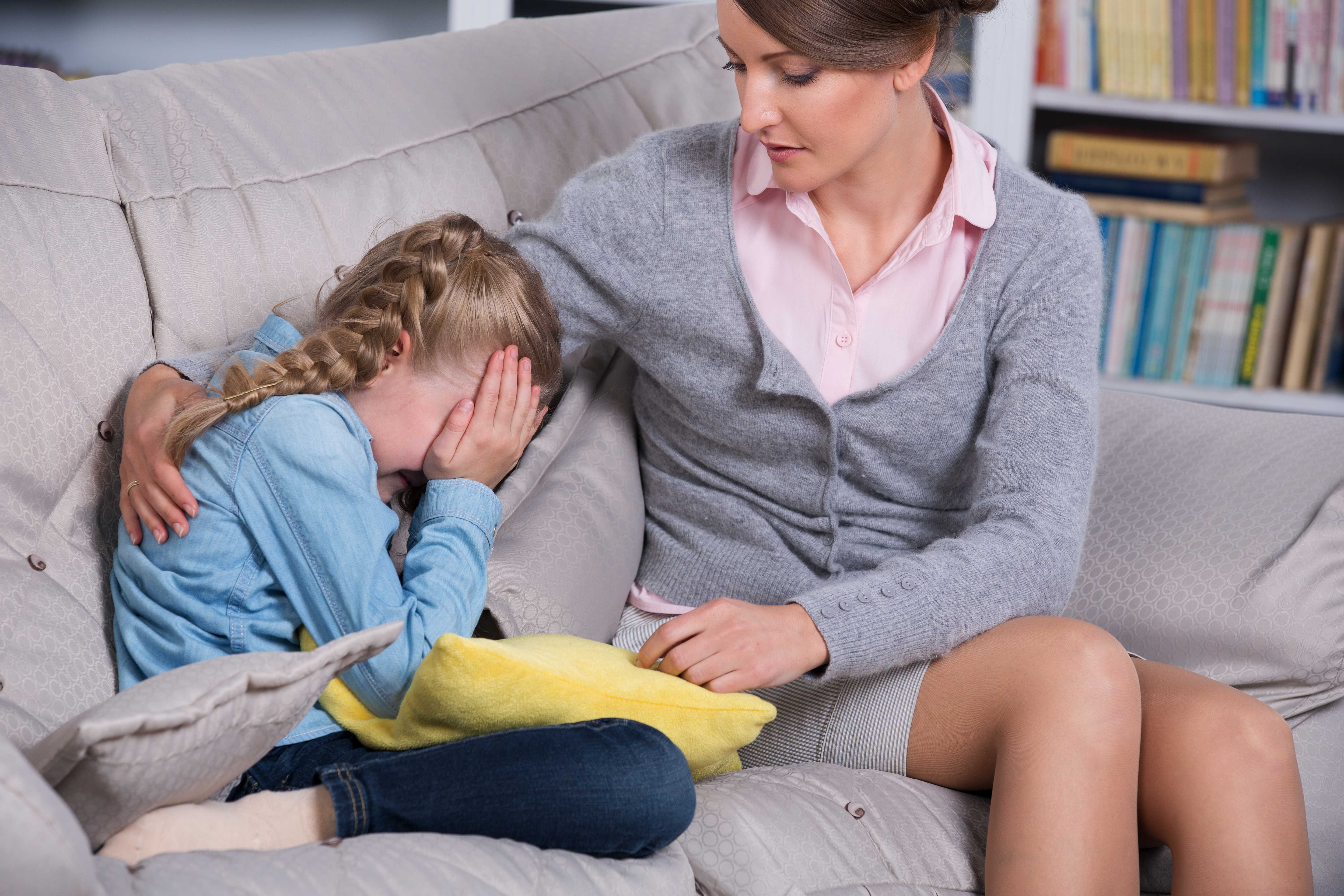 Parenting young adults with depression