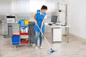 Office Cleaning in Wiri