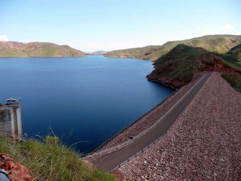 Dam in Australia