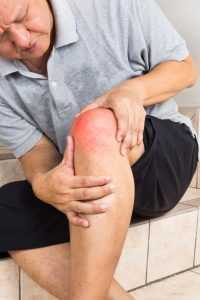 onset of arthritis problems