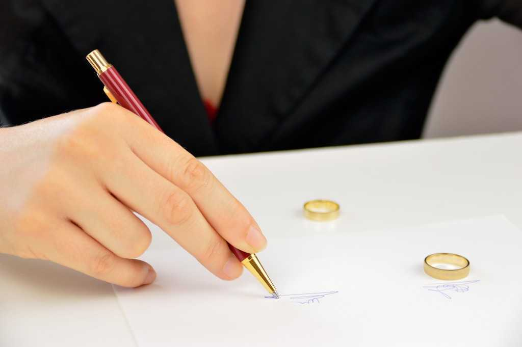 Filing for Legal Separation