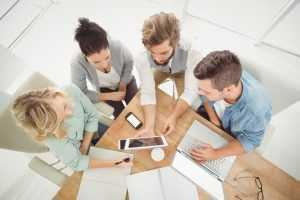 A Team of Digital Marketing Specialists