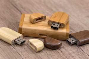 Bamboo USB Sticks