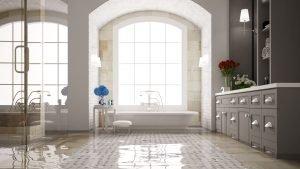 Walk-in Bathtub
