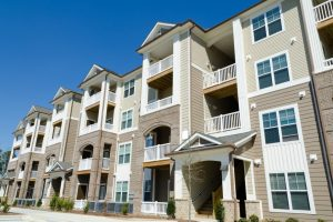 Photo of town homes
