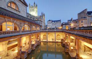 Bath, London