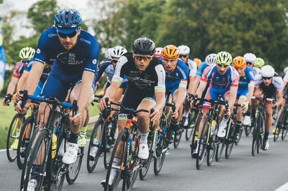road racing bicycles contest