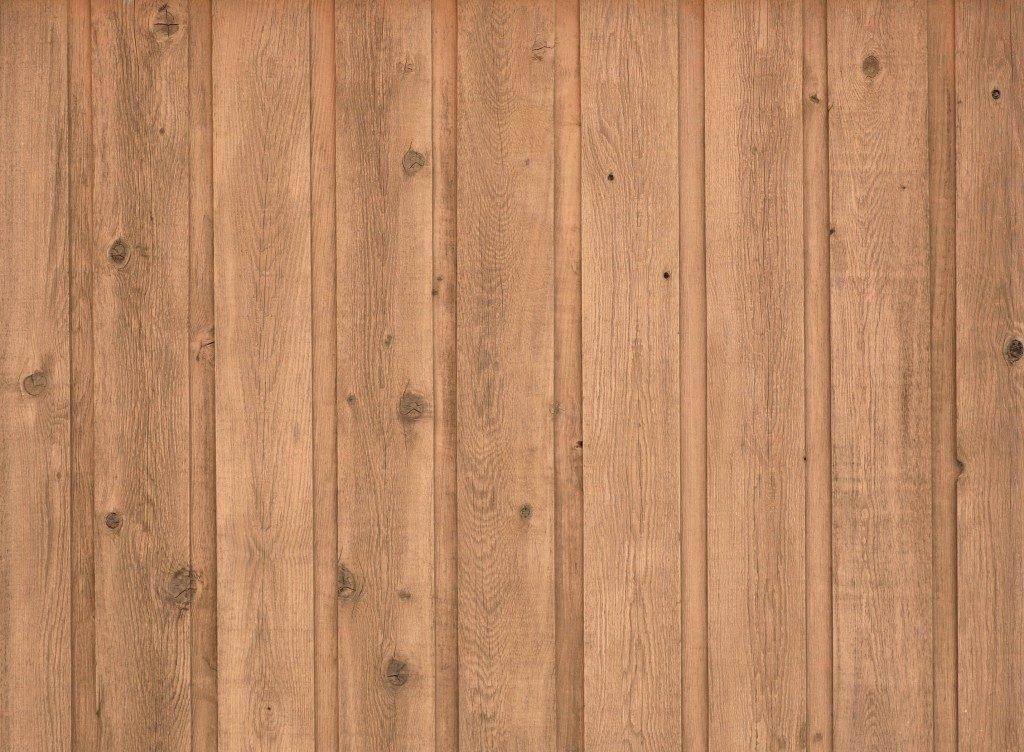 Cedar wood wall