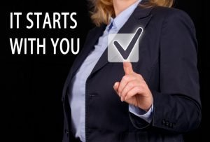 it starts with you slogan