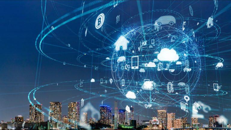 internet services concept