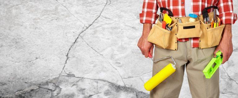 concrete repairman
