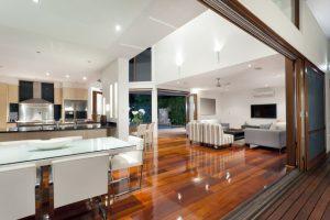 modern beautiful interior home