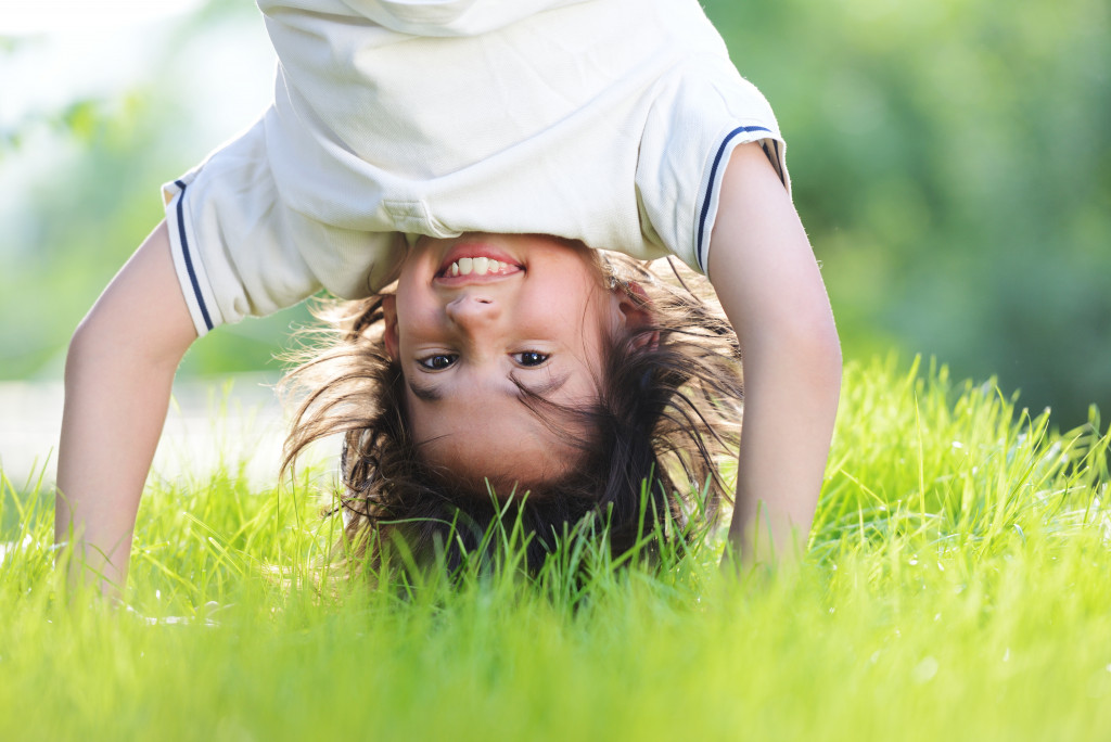 How You Can Let Kids Play Outside While Keeping Them Safe