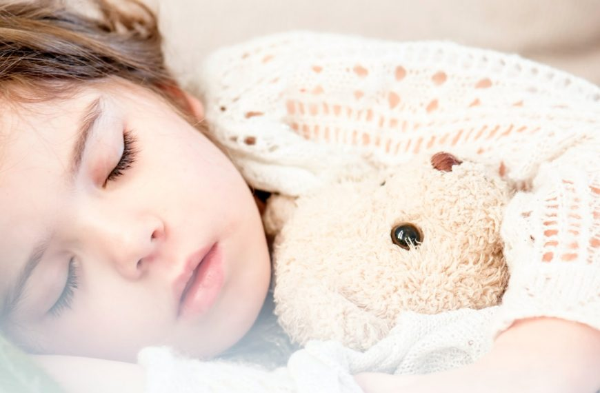 Ensuring a Good Night's Sleep for Your Child